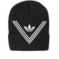 Adidas X White Mountaineering Knit Cap Black