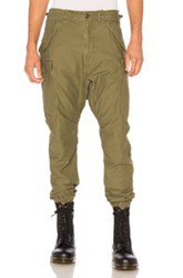 R 13 R13 Surplus Military Cargo Pants In Green