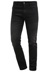Love Moschino Slim Fit Jeans Black Denim