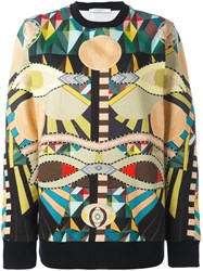 Givenchy 'Crazy Cleopatra' Print Sweatshirt Multicolour