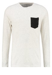 Your Turn Long Sleeved Top Offwhite Off White