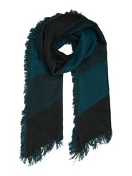 Label Lab Prism Woven Scarf Teal