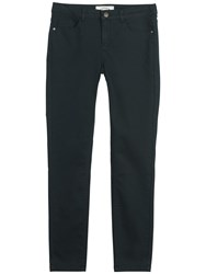 Fat Face Five Pocket Jeggings Charcoal