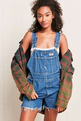 Urban Renewal Vintage Dickies 90'S Cut Off Shortall Overall Assorted
