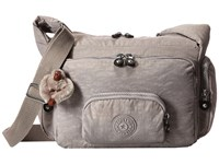 Kipling Erica Cross Body Bag Slate Grey Cross Body Handbags Multi