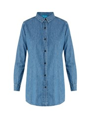 Mih Jeans Star Denim Shirt