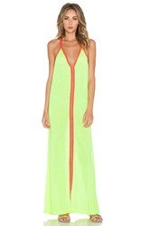 Pitusa Inca Sun Dress Yellow