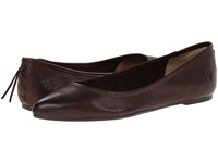 Frye Regina Ballet Dark Brown Women's Slip On Shoes