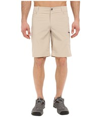 Columbia Silver Ridge Stretch Shorts Fossil Men's Shorts Beige