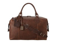 Frye Logan Overnight Dark Brown Antique Pull Up Satchel Handbags