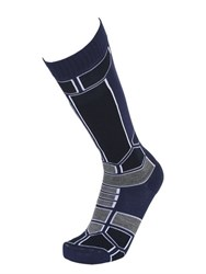 Gm Race Carve Hero Long Wool Ski Socks