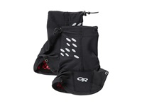 Outdoor Research Ultra Trail Gaiters Black Men's Overshoes Accessories Shoes