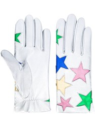 Faith Connexion Star Gloves Metallic