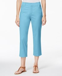 Jm Collection Cropped Twill Capri Only At Macy's Bubble
