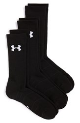 Men's Under Armour 'Elevated Performance' Socks 3 Pack