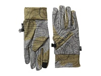 Quiksilver City Liner Topo Wool Snowboard Gloves Gray