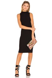 Bcbgeneration Blocked Seamless Dress Black