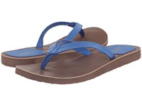 Scott Hawaii Pikake Blue Women's Sandals
