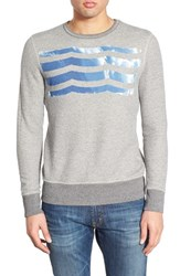 Men's Sol Angeles 'Las Olas' Graphic Pullover Sweatshirt