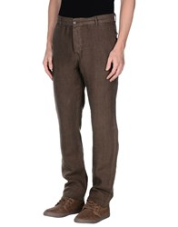 Uniforms For The Dedicated Trousers Casual Trousers Men Cocoa