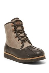 Australia Luxe Collective Lancelot Genuine Sheepskin And Shearling Lining Boot Black