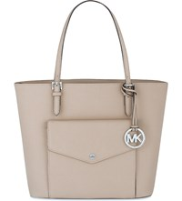 Michael Michael Kors Jet Set Large Saffiano Leather Tote Ballet