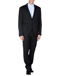 Alessandro Dell'acqua Suits And Jackets Suits Men Black