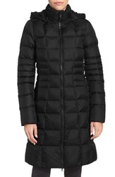 The North Face Women's 'Metropolis Ii' Hooded Water Resistant Down Parka Tnf Black