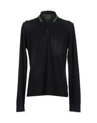 Energie Polo Shirts Black