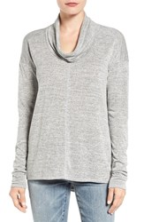 Lucky Brand Women's Cowl Neck Tunic