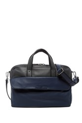 Marc By Marc Jacobs Robbie Leather Handbag Blue