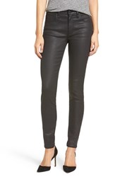 Madewell Women's 'High Riser' Coated Skinny Jeans