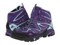 Merrell Capra Mid Sport Gore Tex Royal Lilac Adventurine Women's Hiking Boots Purple