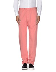 Dsquared2 Trousers Casual Trousers Men Salmon Pink