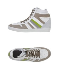 Serafini Sport High Tops And Trainers White