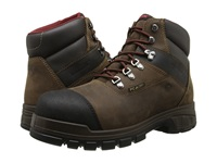 Wolverine 6 Renton Epx Anti Fatigue Insulated Pc Dry Waterproof Composite Toe Boot Brown Men's Work Boots
