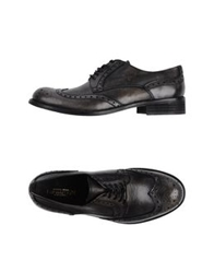 Thompson Lace Up Shoes Cocoa