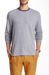 Jack Spade Terry Knit Tee Blue