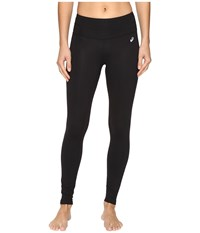 Asics Thermopolis Tights Performance Black Women's Casual Pants