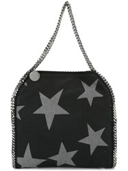 Stella Mccartney 'Falabella' Denim Tote Black