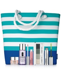 Clinique Summer In Clinique Set Only 34.50 With Any Clinique Purchase Bonfire Beauty