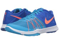Nike Zoom Train Incredibly Fast Blue Glow Racer Blue Total Crimson Men's Shoes