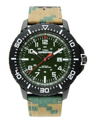 Timex Wrist Watches Military Green