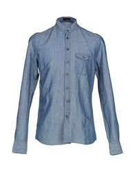 Tonello Denim Shirts