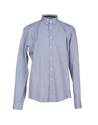 Liu Jo Jeans Shirts Dark Blue