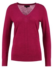 Banana Republic Jumper Dark Berry Bordeaux
