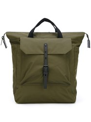 Ally Capellino 'Frances Ripstop' Backpack Green