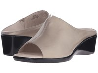 David Tate Gloria Platinum Women's Sandals Silver