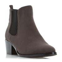 Head Over Heels Perina Point Chelsea Boots Grey
