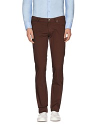 Brunello Cucinelli Trousers Casual Trousers Men Cocoa